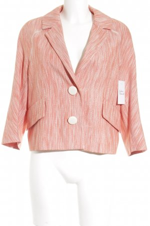 Bimba & Lola Short Blazer apricot-natural white casual look