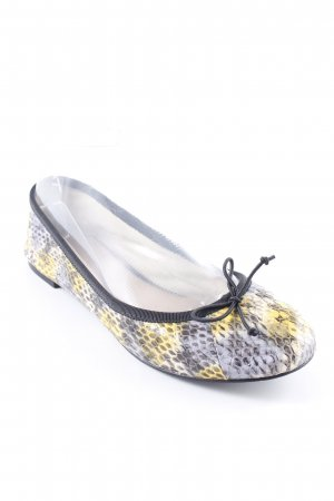 Bimba & Lola Patent Leather Ballerinas multicolored beach look