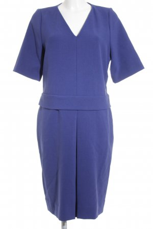 Bimba & Lola Midi Dress blue violet-blue classic style