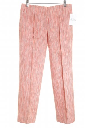Bimba & Lola Jersey Pants apricot-natural white casual look