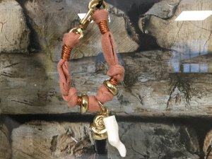 Bimba & Lola Bracelet dark orange
