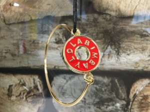 Bimba & Lola Gold Bracelet bright red-gold-colored