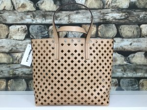 Bimba & Lola Shopper beige-nude leather