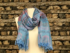 Bimba & Lola Fringed Scarf multicolored viscose