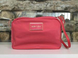 BIMBA Y LOLA Damen Tasche Handtasche Bag Clutch Clutches Rosa Pink Klein NEU NEU