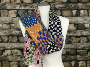 Bimba & Lola Neckerchief multicolored polyacrylic