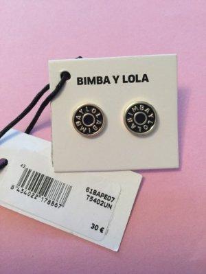 BIMBA Y LOLA/ Ohrstecker/ NEU