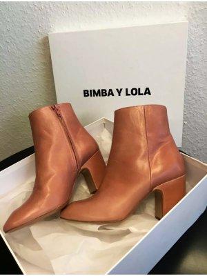 BIMBA Y LOLA/ Stiefeletten/  NEU Mit ETIKETT