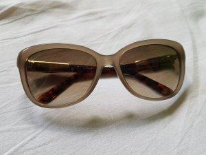 Bio Based Gucci Sonnenbrille mit Bambus Details