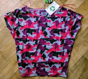 Bio Baumwolle Shirt Neu 36