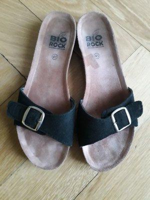 BIO ROCK Pantoffeln/Schuhe/Hausschuhe, Gr. 41