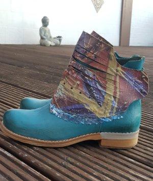 Biondini - Booties - Gr. 40 - Leder