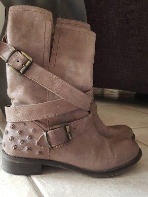 Biondini - Boots - Gr. 40 - Leder