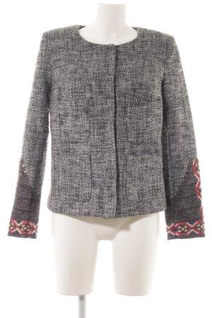 Birger et Mikkelsen Wool Jacket flecked elegant