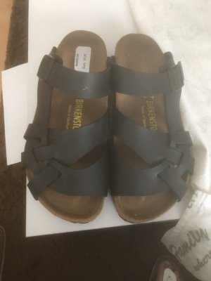 Birkenstock Outdoor Sandals black