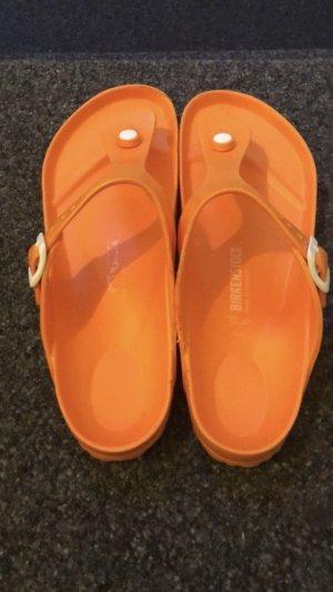 Birkenstock Sandalo infradito arancione