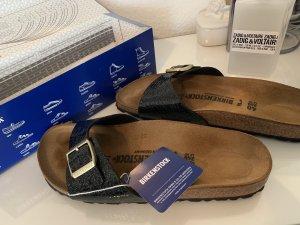 Birkenstock Flip-Flop Sandals black