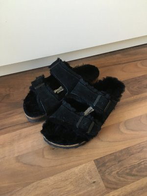 Birkenstock Arizona Fell Black