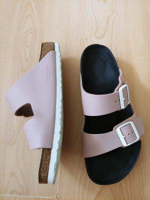 Birkenstock Comfort Sandals dusky pink suede