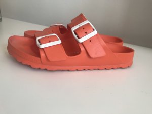 Birkenstock Claquette orange