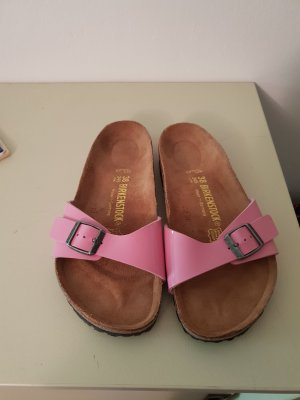 Birkenstock Toe-Post sandals light pink