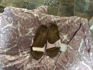Birkenstock Strapped High-Heeled Sandals light pink-pink