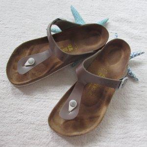 Birkenstock Toe-Post sandals nude