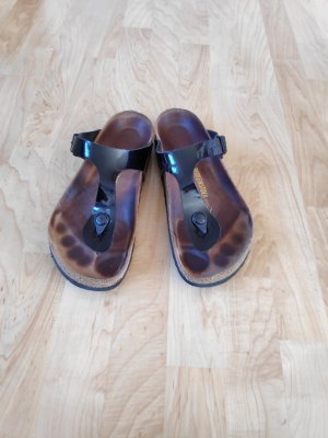 Birkenstock Sandalen zwart