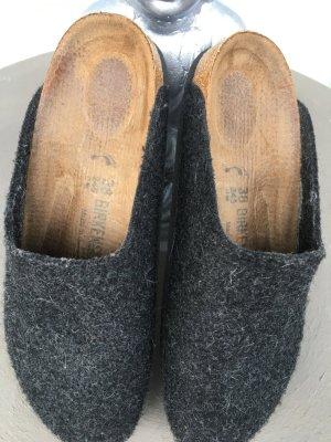 Birkenstock Scuffs grey