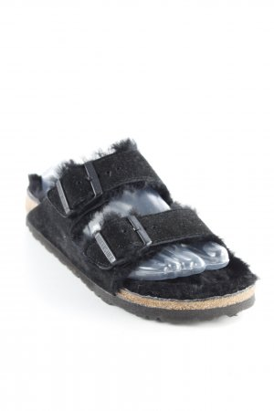 Birkenstock Flip-Flop Sandals black casual look