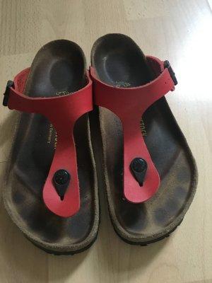Birkenstock Sandalo infradito rosso