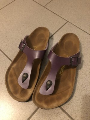 Birkenstock Toe-Post sandals multicolored