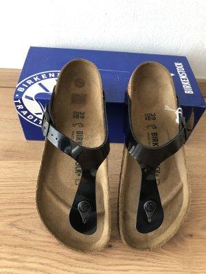Birkenstock Sandalo infradito nero