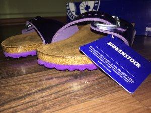 Birkenstock Outdoor Sandals lilac