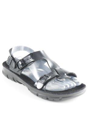 """Birkenstock Comfortabele sandalen """"Alpro By Birkenstock """" zwart"""