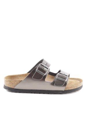 Birkenstock Komfort-Sandalen anthrazit Casual-Look