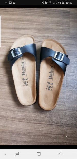Birkenstock House Shoes black