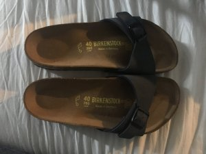 Birkenstock Madrid Navy
