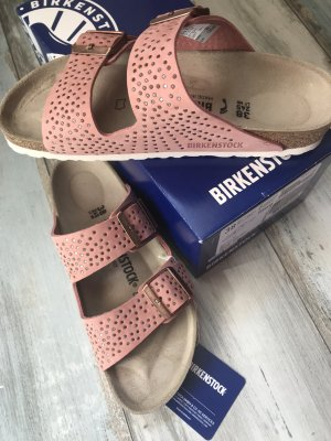 Birkenstock Sandalo rosa antico