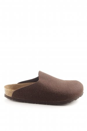 Birkenstock Scuffs brown casual look