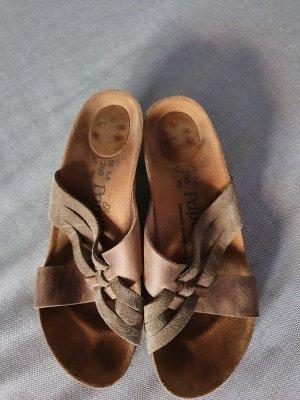 Birkenstock Comfort Sandals multicolored leather