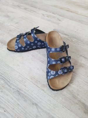 Papillio Comfort Sandals dark blue
