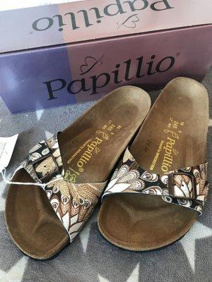 Birkenstock Papillio Sandalen braun neu mit Etikett