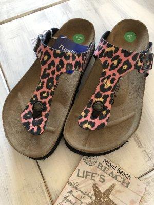 Birkenstock Sandalo toe-post rosa