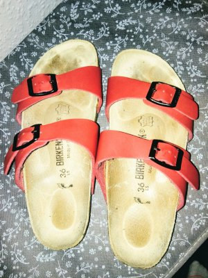 Birkenstock Clog Sandals multicolored