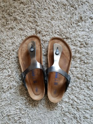 Birkenstock Comfort Sandals bronze-colored