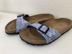 Birkenstock Sandalo comodo azzurro-celeste
