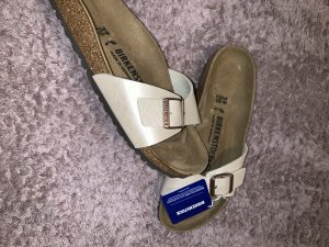 Birkenstock Sandalo outdoor crema