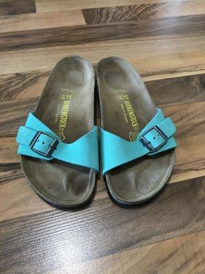 Birkenstock Comfort Sandals turquoise-mint