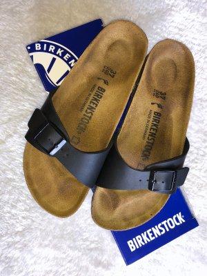 Birkenstock Strapped Sandals black